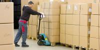 Niemcy praca fizyczna przy rozładunku załadunku towaru bez języka Kolonia