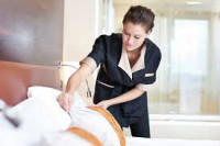 Pokojówka od zaraz praca w Niemczech przy sprzątaniu w Hotelu Frankfurt nad Menem