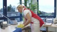 Praca Niemcy od zaraz sprzątanie biura podstawowa znajomość języka Hamburg