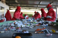 Fizyczna praca Niemcy od zaraz bez języka sortowanie odpadów Düsseldorf
