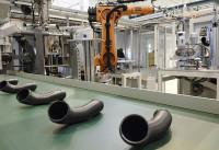 Praca Niemcy na produkcji części gumowych dla par bez języka Düsseldorf