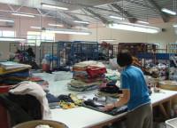 Oferta fizycznej pracy w Niemczech od zaraz bez języka Stuttgart sortowanie odzieży