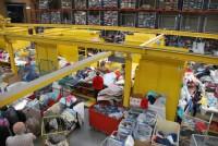 Dla par fizyczna praca w Niemczech bez znajomości języka przy sortowaniu odzieży Monachium