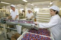 Fizyczna praca w Niemczech bez znajomości języka przy pakowaniu słodyczy na produkcji
