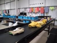 Fizyczna praca w Niemczech od zaraz bez języka Berlin sortowanie odzieży