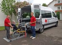 Oferta pracy w Niemczech od zaraz Kolonia kierowca kat. B przewóz osób niepełnosprawnych