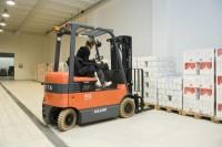 Praca w Niemczech na magazynie operator wózków widłowych Augsburg