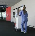 Oferta pracy w Niemczech od zaraz przy sprzątaniu terminala lotnisko Hamburg