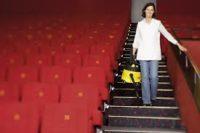 Ogłoszenie pracy w Niemczech przy sprzątaniu kina od zaraz w Kolonii