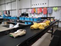 Fizyczna praca Niemcy dla par sortowanie odzieży bez znajomości języka Hanower