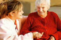 Praca w Niemczech opiekuna osób starszych dla Pani z Edesheim (j.podstawowy)