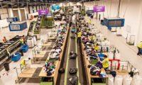 Bez języka fizyczna praca Niemcy od zaraz Drezno sortowanie odzieży 2017