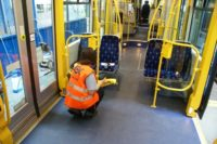 Bez języka oferta pracy w Niemczech od zaraz sprzątanie autobusów Stuttgart