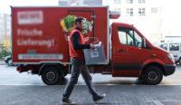 Praca w Niemczech dla kierowcy kat.B przy rozwożeniu zakupów od zaraz Berlin