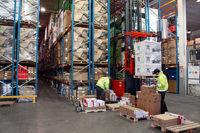 Niemcy praca fizyczna w centrum logistycznym z podstawowym językiem (okolice Hamm).