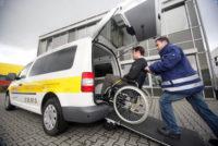 Niemcy praca od zaraz dla kierowcy kat.B Düsseldorf przy przewozie osób niepełnosprawnych