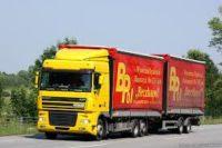 Dam pracę w Niemczech jako kierowca krajowy kat. C+E- tandem, okolice Heidelbergu