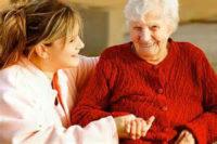 Opiekunka osoby starszej praca Niemcy od 19.04 do Pani w wieku 84 lat