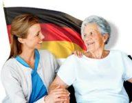 Vellmar Niemcy praca dla opiekunki osób starszych do niesłyszącej Pani 97 lat