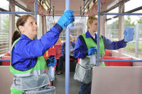 Niemcy praca od zaraz bez znajomości języka München przy sprzątaniu autobusów