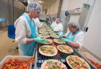 Dla par Niemcy praca od zaraz na produkcji pizzy bez znajomości języka Hamburg