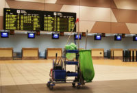 Od zaraz przy sprzątaniu terminala lotniska praca w Niemczech, Düsseldorf 2020