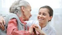 Monachium praca w Niemczech dla opiekunki osób starszych do Pani 90 lat