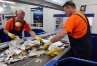 Fizyczna praca Niemcy bez znajomości języka sortowanie odpadów od zaraz Poczdam