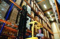 Praca Niemcy na magazynie operator wózka widłowego wysokiego składu, Lehrte