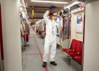 Od zaraz Niemcy praca bez języka sprzątanie i dezynfekcja wagonów metra Berlin