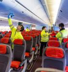 Sprzątanie-dezynfekcja samolotów praca w Niemczech bez języka od zaraz Frankfurt nad Menem
