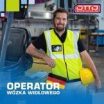 Od zaraz praca w Niemczech dla operatora wózka widłowego w Lipsku 2021
