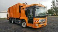 Kierowca śmieciarki z kat. C od zaraz praca w Niemczech, Gütersloh 2021