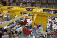 Bez znajomości języka fizyczna praca w Niemczech dla par sortowanie odzieży od zaraz Drezno