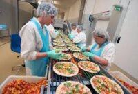 Oferta pracy w Niemczech bez języka na produkcji pizzy od zaraz fabryka Berlin