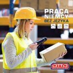 Bez języka od zaraz oferta pracy w Niemczech na magazynie dla komisjonerów, Offenburg 2021