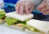 Bez języka oferta pracy w Niemczech produkcja kanapek od zaraz fabryka Bremen