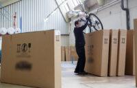 Od zaraz bez języka dan pracę w Niemczech przy załadunku rowerów w Fürth