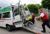 Przewóz osób bez znajomości języka Niemcy praca dla kierowcy kat.B od zaraz w Berlinie
