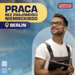 Berlin, oferta pracy w Niemczech od zaraz na magazynie z żywnością bez języka niemieckiego